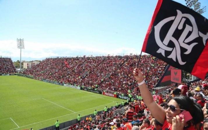 Flamengo x Chape: 8 mil ingressos vendidos e um setor esgotado