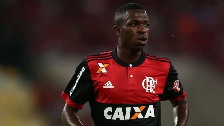 Vinicius Junior não se apresenta à Seleção Sub-17 e está fora do Mundial da Indía