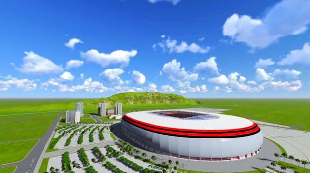Flamengo projeta gastar R$ 550 mi para construir estádio e espera Maraca para decidir