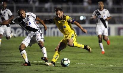 Flamengo perde para Ponte Preta e permanece em sétimo