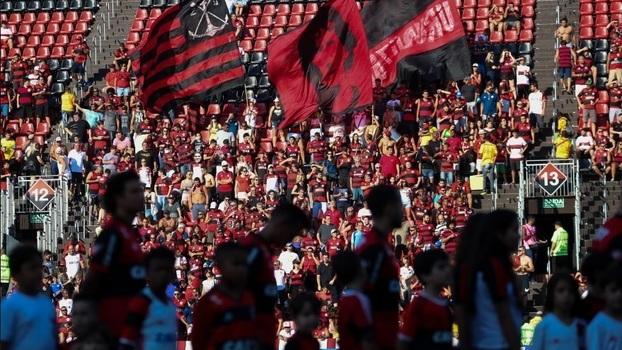 Temendo segurança, vereadores do Rio querem barrar Flamengo x Vasco na Ilha do Urubu
