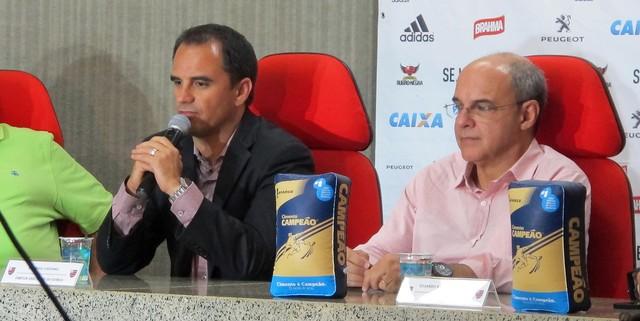 Diretoria tem que pedir demissão se o Fla não for à Libertadores 2018, diz Milton Leite