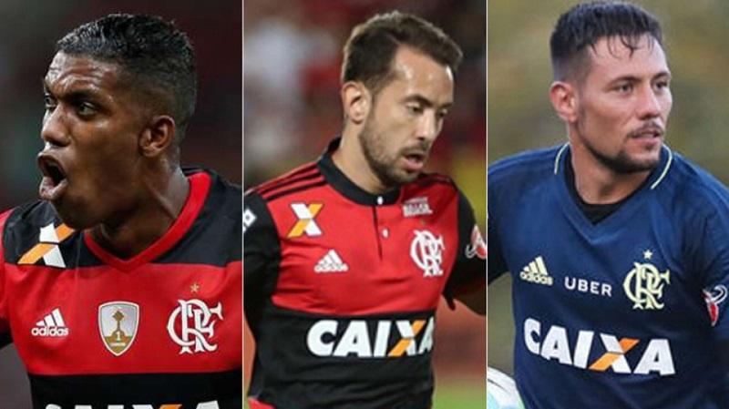 Grandes contratações, mas ano sem brilho: veja saldo de reforços do Flamengo