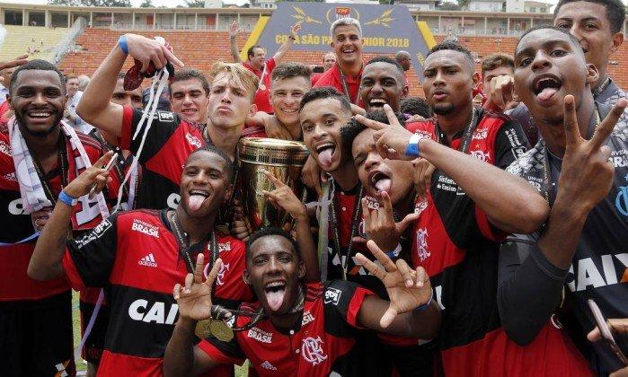 Título do Flamengo na Copinha coroa trabalho gradual, vertical e profissional na base