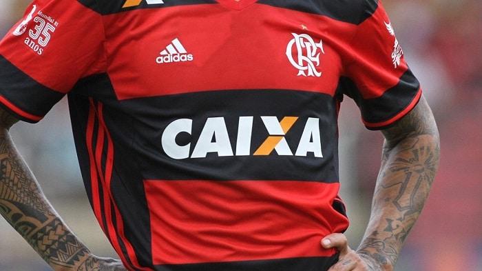 Flamengo e Caixa estão otimistas sobre renovação de contrato de patrocínio