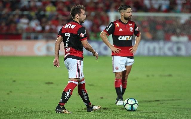 Diego diz que faz nova função no Fla-2018 e abre jogo sobre atuações com Éverton Ribeiro