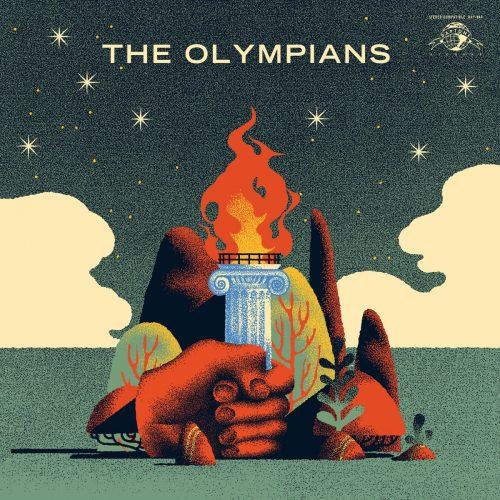 The Olympians- Par Ici Les Sorties - 28.10.16