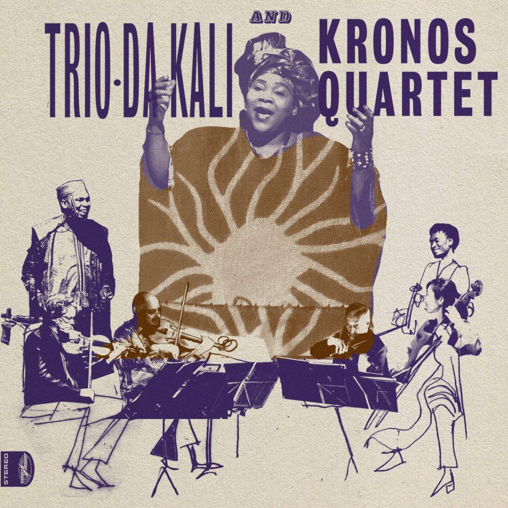 Trio Da Kali & Kronos Quartet - Ladilikan - 15 septembre 2017