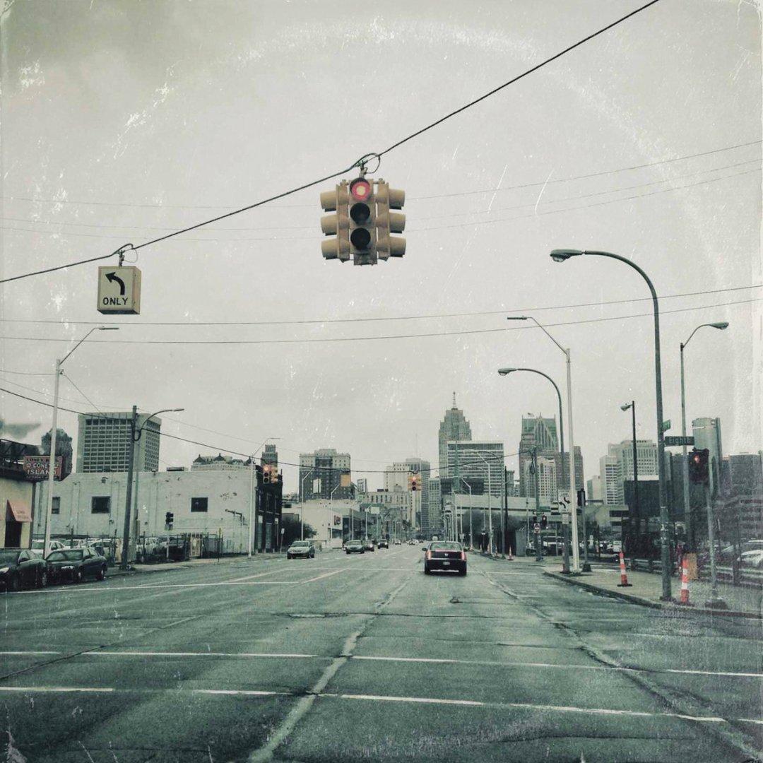 Apollo Brown - Sincerely, Detroit