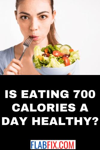 700 Calories A Day : calories, Eating, Calories, Healthy?
