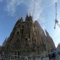 Barcellona la città di Gaudì