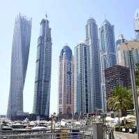 La Dubai futuristica