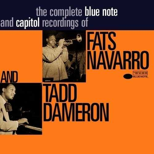 Fats Navarro & Tadd Dameron - The Complete Blue Note And Capitol Recordings (2 CD 1995 FLAC)