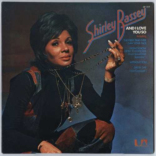 Shirley Bassey - And I Love You So (1973 24/192 FLAC)