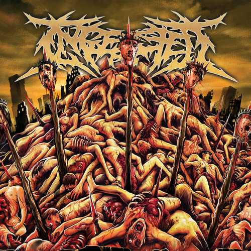 Ingested - Revered By No-One, Feared By All (2015 FLAC)