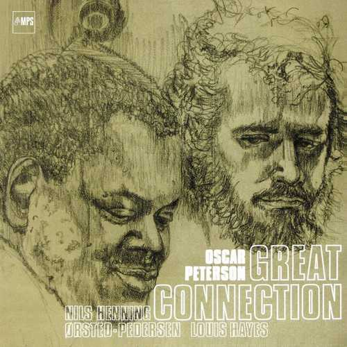 Oscar Peterson - Great Connection. Anniversary Edition. Remastered (2014 24/88 FLAC)