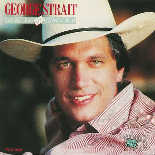 George Strait - Right Or Wrong (1983 FLAC)