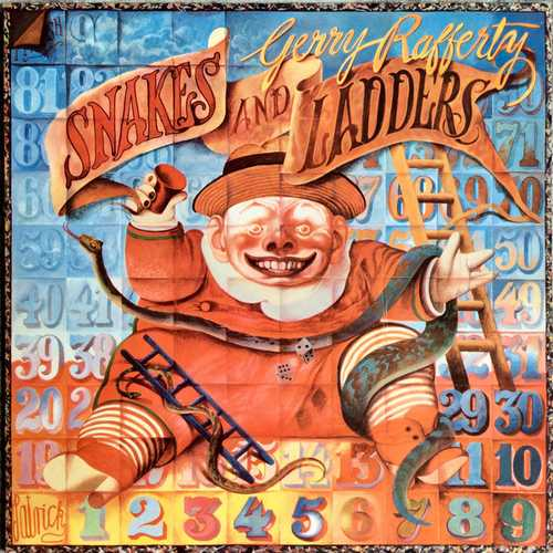 Gerry Rafferty - Snakes And Ladders (1980 24/192 FLAC)