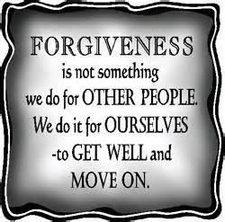 I Forgive!