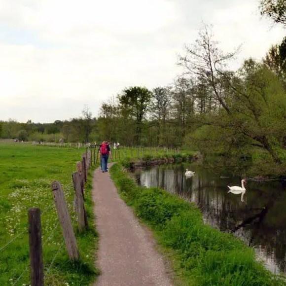 Wandern am Niederrhein Wanderwege NRW