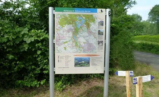 Premium Wanderwege am Niederrhein - Flachshof Nettetal
