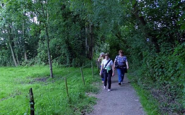Wanderroutenplaner NRW Wandern am Niederrhein - Flachshof Nettetal