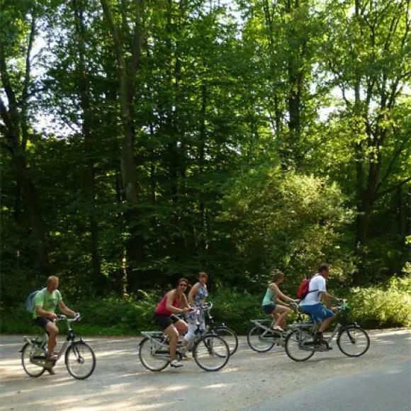 Radtour Niederrhein Niederrhein Radtouren NRW - Fahrradfahren und die Natur genießen