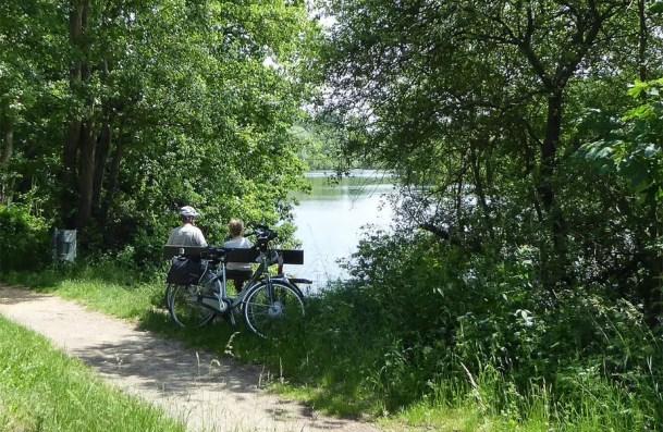 Fahrradurlaub in Nettetal am Niederrhein auf dem Flachshof