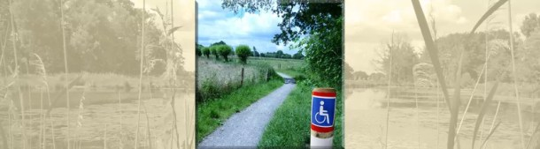Barrierefreie Wanderwege am Niederrhein in Nettetal NRW