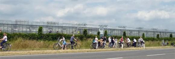 Höfetour 2015 Nettetal am Niederrhein - Landwirtschaft zum Anfassen