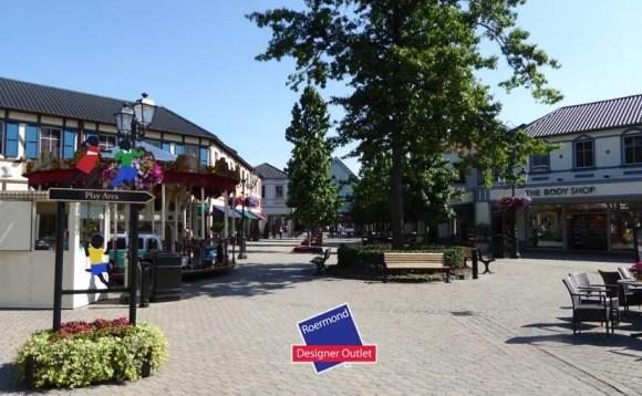 Designer Outlet Roermond ein Mekka der Marken - eines der beliebtesten Center der Niederlande