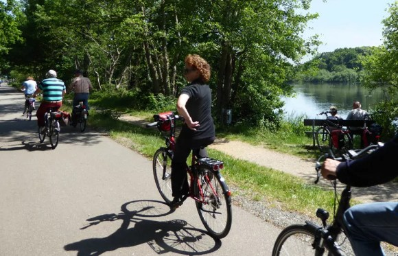 Radeln Radwandern im Naturpark Schwalm-Nette an den Nettetaler Seen