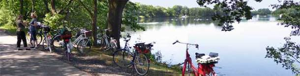 Flachshof Nettetal - Gruppenunterkunft für Radwanderer