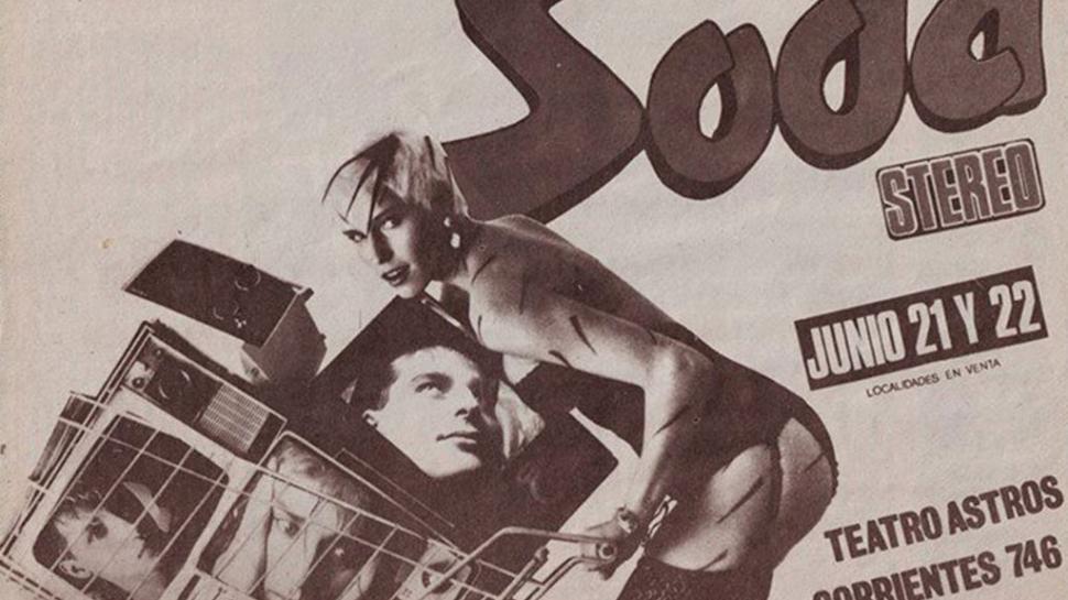 CHARLY ALBERTI y ZETA BOSIO recuerdan el primer álbum de Soda Stereo a 30 años de su lanzamiento. (4/6)