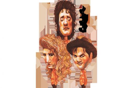 CHARLY ALBERTI y ZETA BOSIO recuerdan el primer álbum de Soda Stereo a 30 años de su lanzamiento. (6/6)