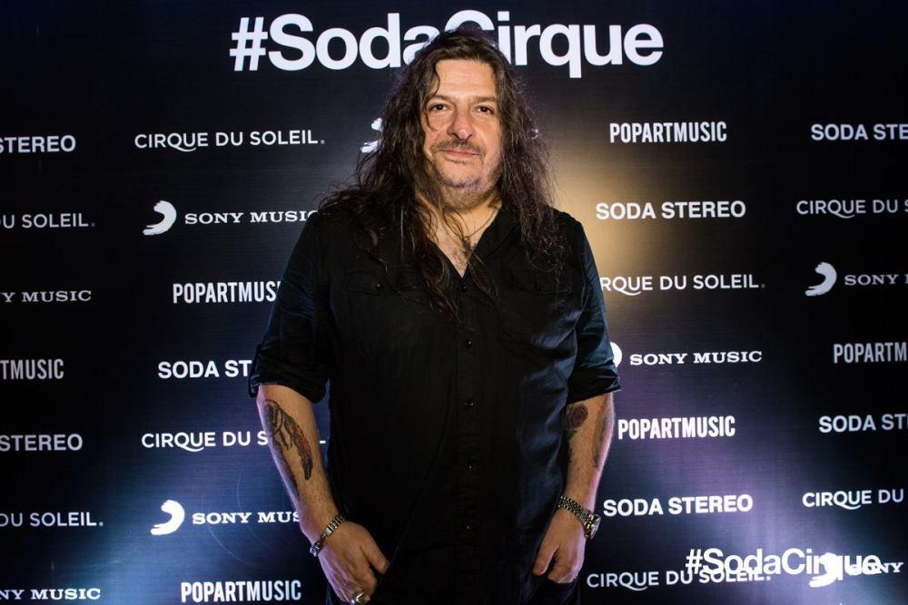 SE PRESENTÓ #SODACIRQUE: Espectáculo de Cirque Du Soleil y Soda Stereo a estrenarse en 2017 (5/6)