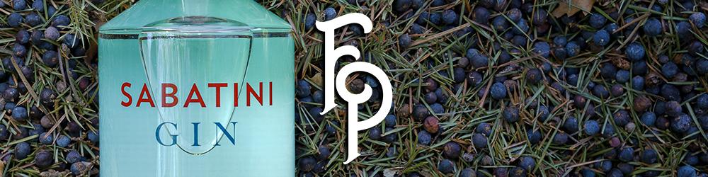 Fläschepost presents: Sabatini Gin
