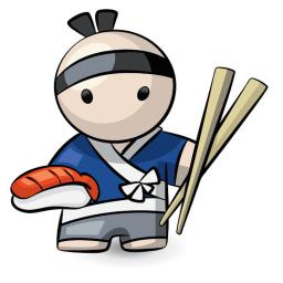 Sushi Chef - Ninja app