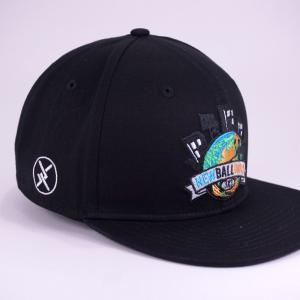 New Ball Unity x Flagcap Snapback