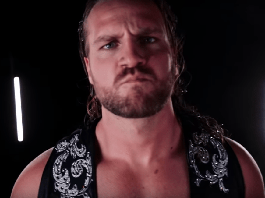 Adam Page, All Elite Wrestling, AEW, All Out