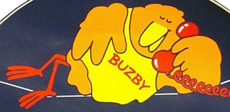 Buzby - British Telecom's old mascot