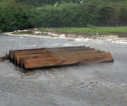 16th road hammock hurricane matthew