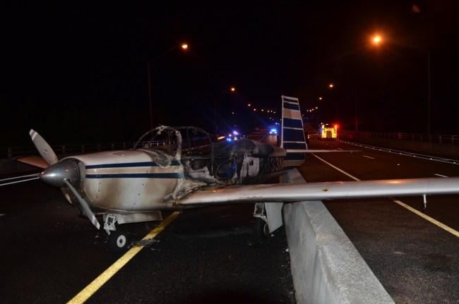 plane crash flagler beach bridge
