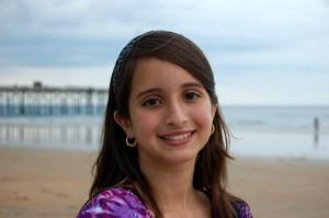 Daria HarbaterMiss Junior Flagler County Contestant (2010