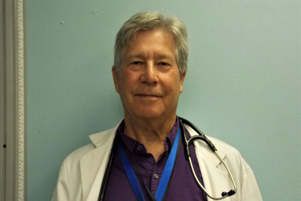 Dr. Stephen Bickel.