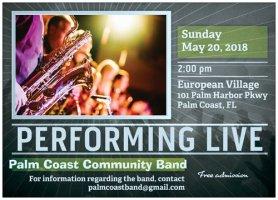 european village concert
