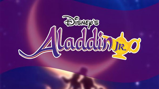 'Disney's Aladdin Jr.' is staged at the Flagler Playhouse in a four-show engagement over the weekend. See below.