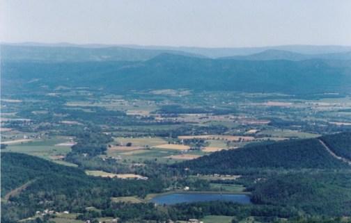 appalachian trail shenandoah valley