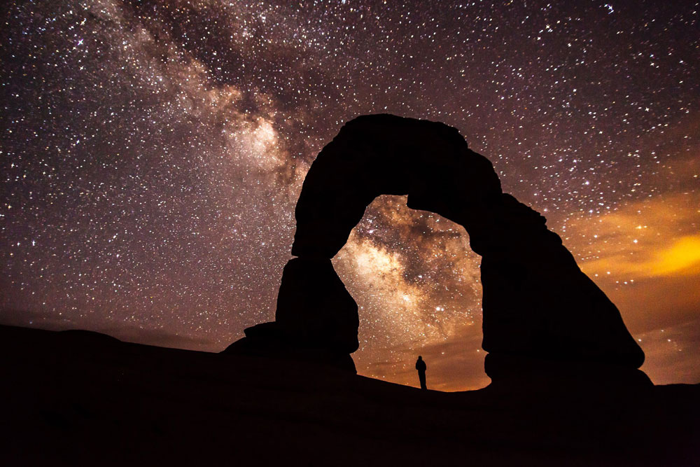 Edward Abbey is rolling in his grave: Arches National Park. (NPS/Flickr)
