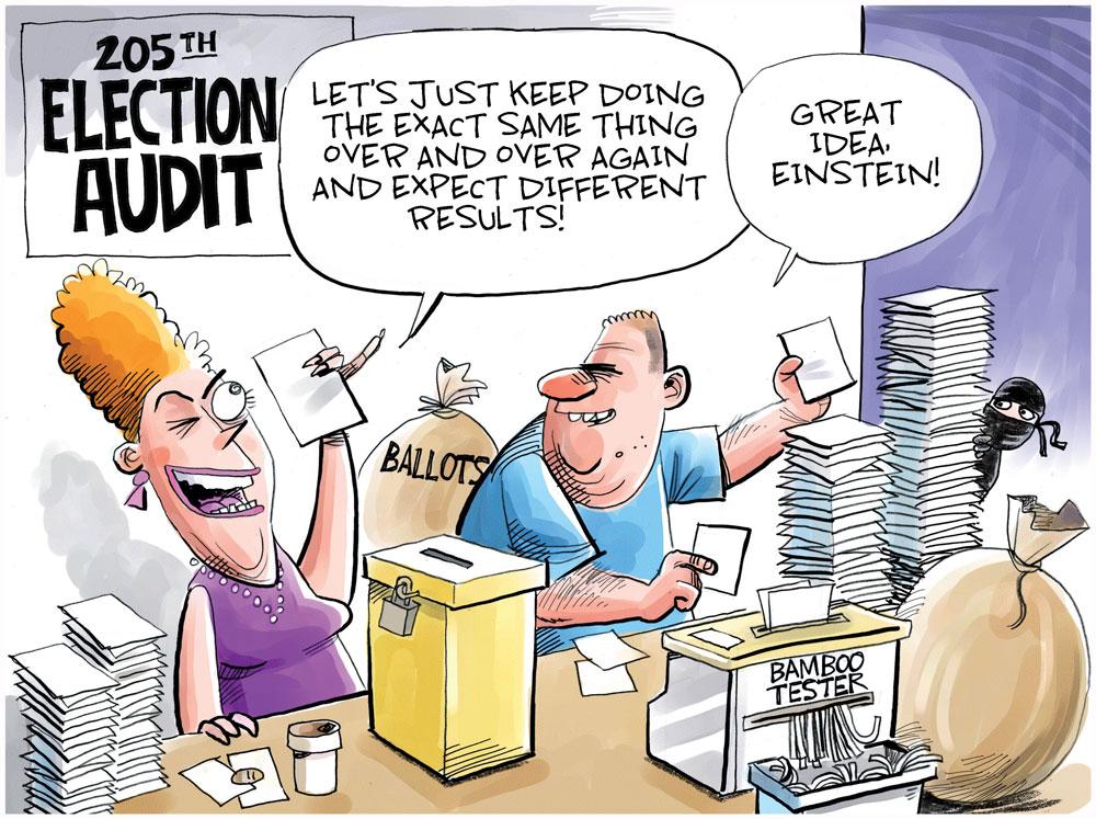 arizona elections audit